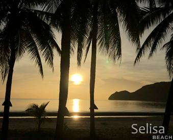 In Sam Roi Yot the Selisa beach