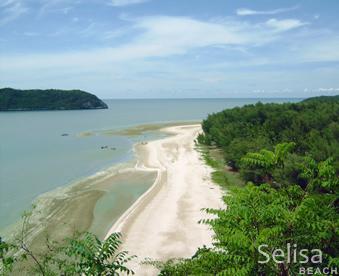 Terra Selisa beach Thailand