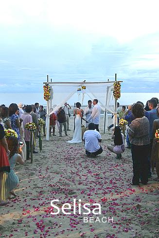 Weddings Selisa Beach