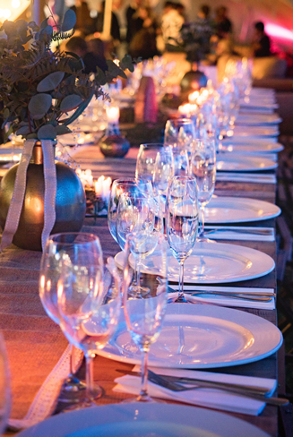 private events and celebrations